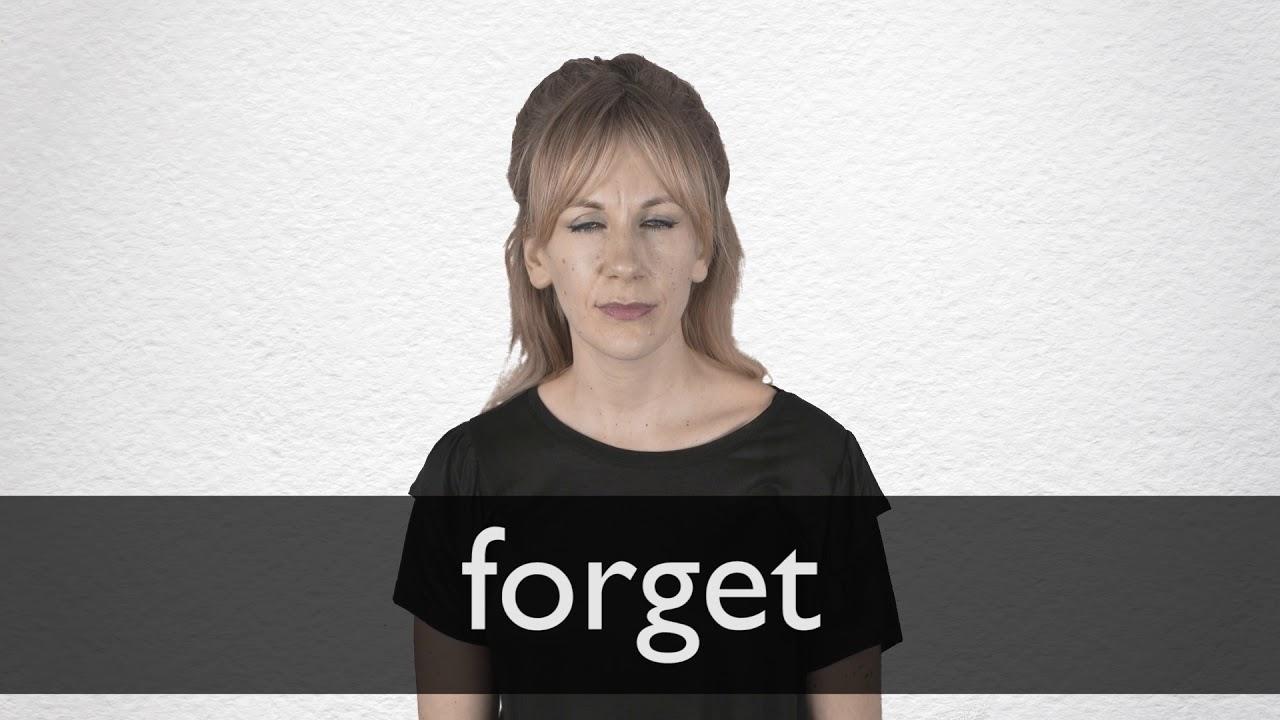 "Hindi Translation of ""forget""   Collins English-Hindi Dictionary"