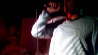 HAFTBEFEHL AZZLACK-CEMO SHAKAL LIVE IN DARMSTADT