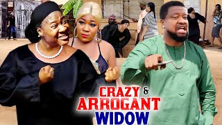 CRAZY & ARROGANT WIDOW COMPLETE SEASON (MERCY JOHNSON)- 2021LATEST NIGERIAN MOVIE