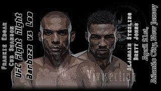 The MMA Vivisection - UFC Fight Night: Barboza vs. Lee picks, odds, & analysis