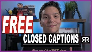 How to add closed captions [CC] on Youtube for Free!