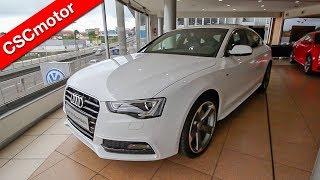 Audi A5 Sportback | 2011 - 2016 | Revisión en profundidad