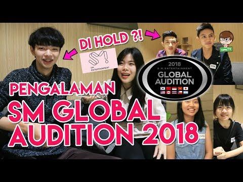 Pengalaman SM GLOBAL AUDITION Indonesia 2018 [DI HOLD ? LOLOS KAH ?!]]