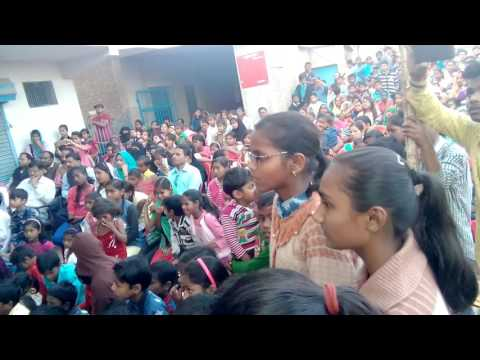 City Modle  School Sonebhadra U.P ( Annuwal Function)