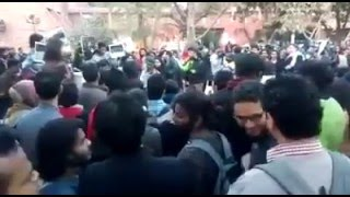 ABVP release new video showing anti-India slogans in JNU
