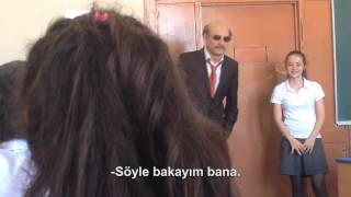 HOCA SINIFTA ÇILDIRDI!!