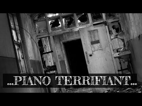 MUSIQUE PIANO TERRIFIANT (musique de fond /musique de film )