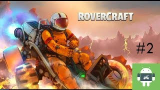 ROVERCRAFT Android gameplay #2(awesome Game)