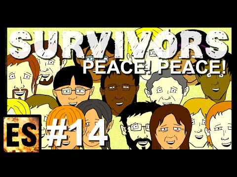 Survivors Ch. #14 - Peace Peace (The Antichrist Peace Treaty) - Apocalyptic Movie