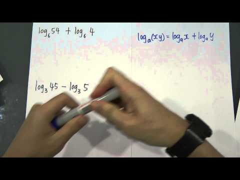 SPM - Add Maths - Form 4 - Logarithms (Basic to Advance - 1)