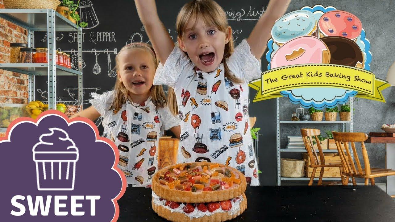 The Great Kids Baking Show Adventure Time Baking Birthday Cake