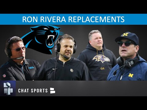 Top 10 Candidates To Replace Ron Rivera As Next Carolina Panthers Head Coach In 2020