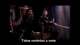 madonna masterpiece live subtitulada