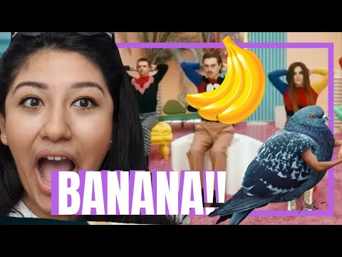 Little Big - Go Bananas - REACTION VIDEO | Official Music Video |  🇷🇺