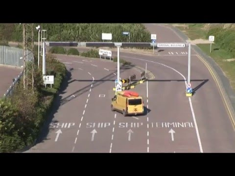 Terminal Communication (Rosslare Harbour Cars)