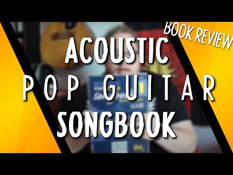 book019 Acoustic Pop Guitar Songbook 1 von Michael Langer Book Review