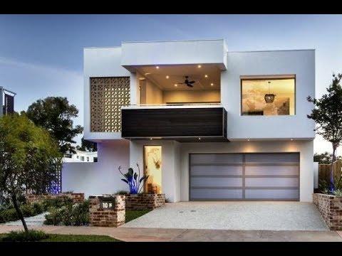 Fachadas de casa 2019 confira estilos e tend ncias - Casas economicas y modernas ...