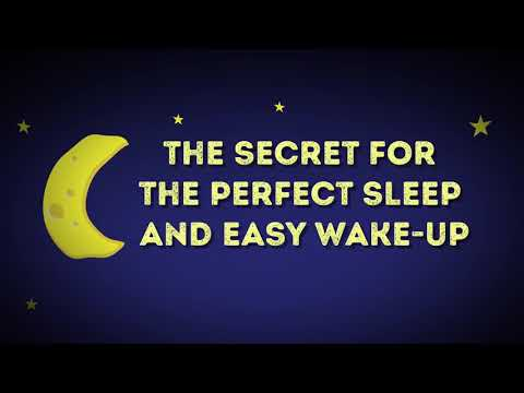 The Secret for the Perfect Sleep and Easy Morning Wake-Up  *Strong*