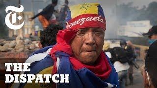 Inside Venezuela's Crisis: Blocked Aid, Tear Gas and Richard Branson | The Dispatch