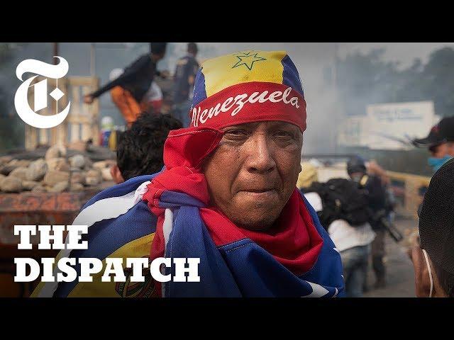 Inside Venezuela's Crisis: Blocked Aid, Tear Gas and Richard Branson | Dispatches