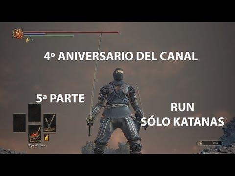 Dark Souls 3. Run sólo katanas (5ª parte).