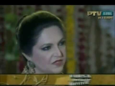 Tahira Syed - Man Di Moj Moya Hasna Khedna - Virsa Heritage Ptv - FolkSong