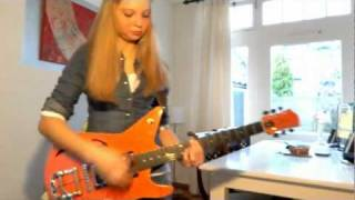 The Wolf is loose - Mastodon by Cissie on guitar HD