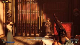 Bioshock Infinite PC Gameplay Walkthrough Part 12 HD 1080p