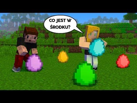 OTWIERAMY WIELKANOCNE JAJA! - Minecraft Survi 1.13 | AGU i ZIO