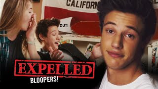 Expelled Bloopers with Cameron Dallas, Lia Marie Johnson & The Cast!