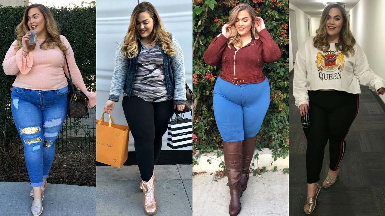 509539843f1 Plus-Size Outfits of the Week ♡ February 2018 Outfit Ideas ft Fashion Nova