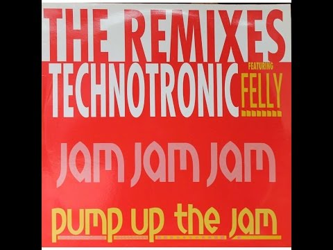 Technotronic Ft Felly - Pump Up The Jam (Top Fm Mix)