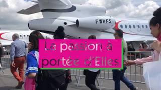 Elles Bougent au Salon SIAE du Bourget 2019