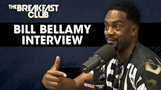 Bill Bellamy Talks Historical MTV Moments, Fatherhood, Comedy + More