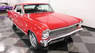 2685 DFW 1966 Chevy II Nova SS