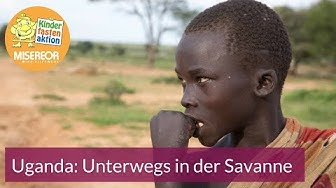 "Uganda: ""Unterwegs in der Savanne"""