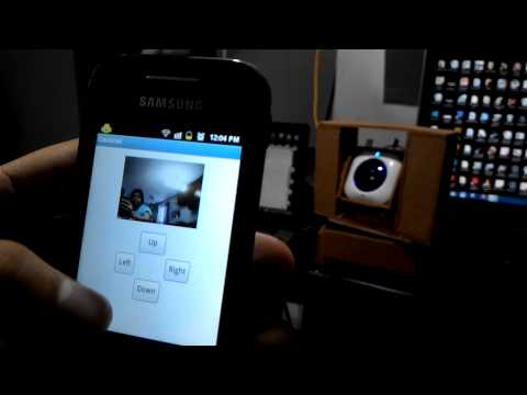 Improvement of Home Security Using Mobile Android Application- Thesis Prototype