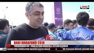 Bakı Marafonu - 2018