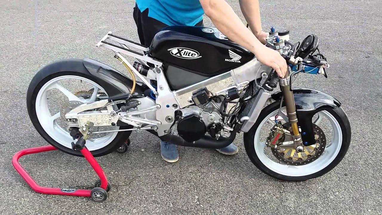 Honda Rs 125cc Gp Warm Up