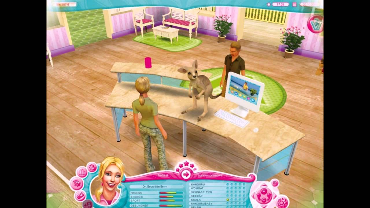 Pet Vet 3d Animal Hospital Down Under Pc 2007 Gameplay Youtube