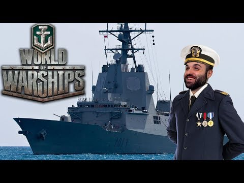UN NOOB DESTROZA-BARCOS | WORLD OF WARSHIPS Gameplay Español