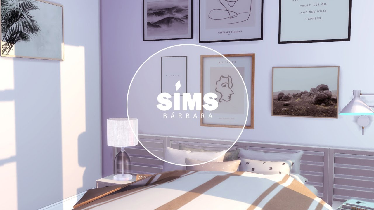 SIMS 4 | FAMILY DREAM HOUSE | COLLAB WITH DINHA | PART 2 | DL + CC | STOP MOTION