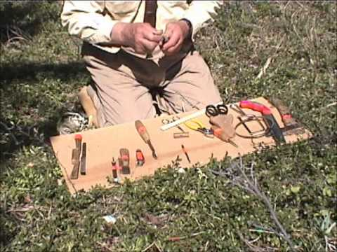 Bush Tool Kit