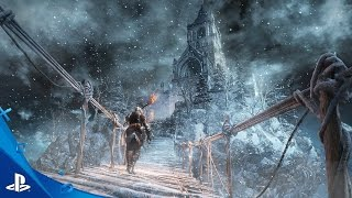 Dark Souls III: Ashes of Ariandel - Announcement Trailer | PS4