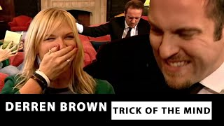Derren Brown Quickly Counting With Jo Whiley - Trick of the Mind