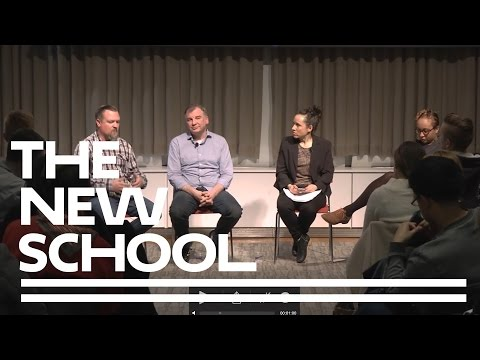 Jeff Jarvis: This is the Future of Journalism I The New School