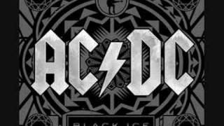 ACDC Rock N Roll Train NEW ALBUM- Black Ice 2008!
