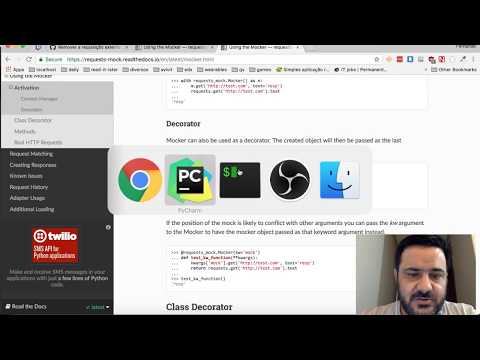 [Django, Python, TDD] Usando requests-mock