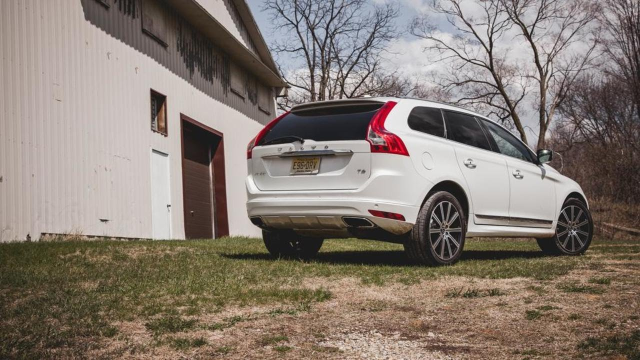 2016 volvo xc60 review youtube. Black Bedroom Furniture Sets. Home Design Ideas