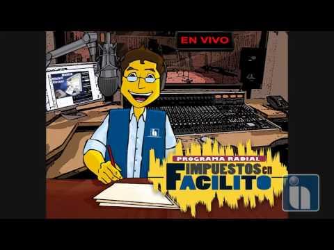 Programa Radial Impuestos en Facilito: Oficin@ Virtual - Radio Fides 9/07